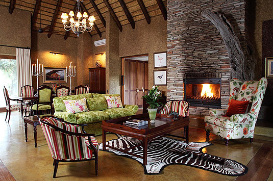 Private Zindoga Villa Lounge Dining Camp Jabulani Big 5 Kapama Private Game Reserve Greater Kruger South Africa