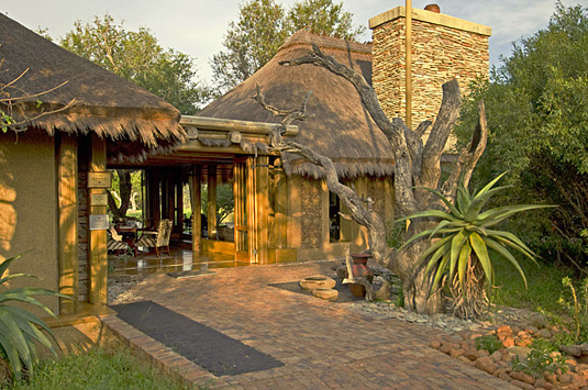 Camp Jabulani South Africa Main Lodge Greater Kruger