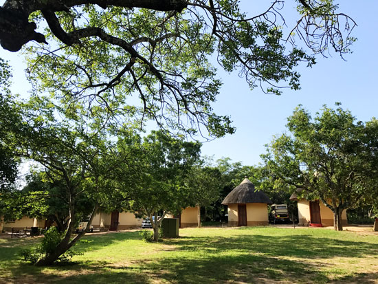 Pretoriuskop Rest Camp Kruger National Park South Africa