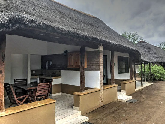 Kruger Shingwedzi Rest Camp Self catering Accommodation Guest House Guest Cottage 2 3 bed Bungalows Kruger National Park South Africa